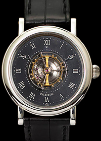 H1 Flying Central Tourbillon