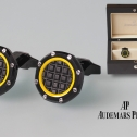 Запонки Audemars Piguet Offshore Bumble Bee