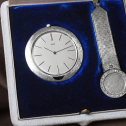 Piaget Open Face Pocket Watch
