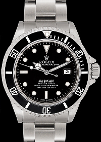 Submariner Sea-Dweller M