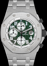 "Royal Oak OffShore ""Green"""