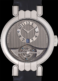 Premier Excenter Tourbillon
