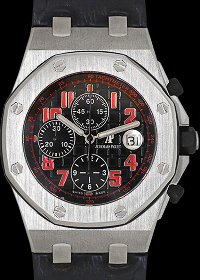 Royal Oak OffShore Red & Black