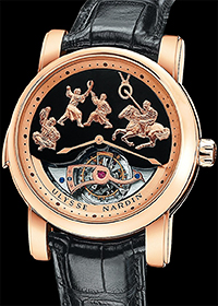 Genghis Khan Tourbillon